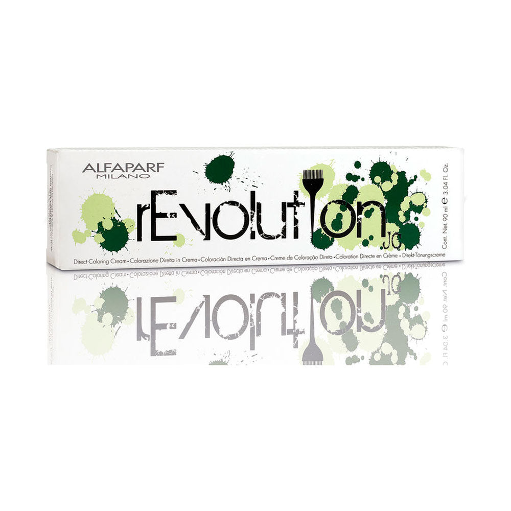 Alfaparf Revolution JC Pure Green Coloring 90ml / 3.04fl.oz