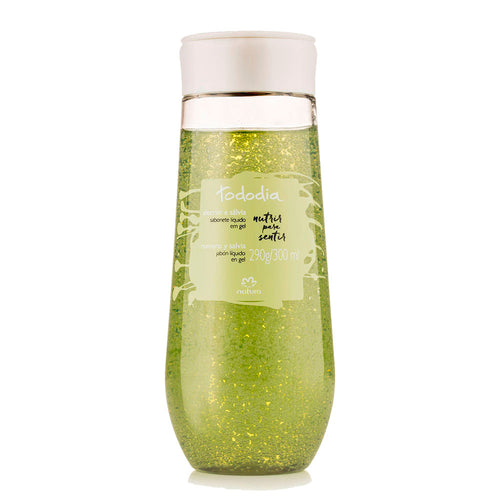 Natura Rosemary and Sage Gel Liquid Soap 300ml / 10.1fl.oz