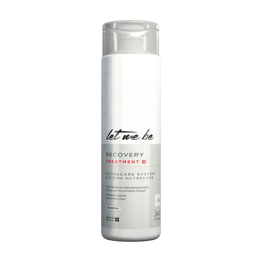 Let me Be Shampoo Recovery 240ml/8.1fl.oz