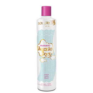 Souple Liss Cotton Candy Nutrition Shampoo 500ml/16.90fl.oz