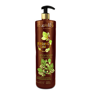 Souple Liss Organic Liss Preparative Shampoo 1L / 33.81fl.oz