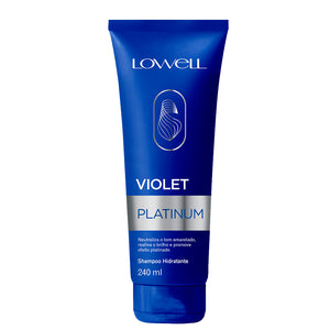 Lowelll Shampoo Violet Platinum Blond 240ml