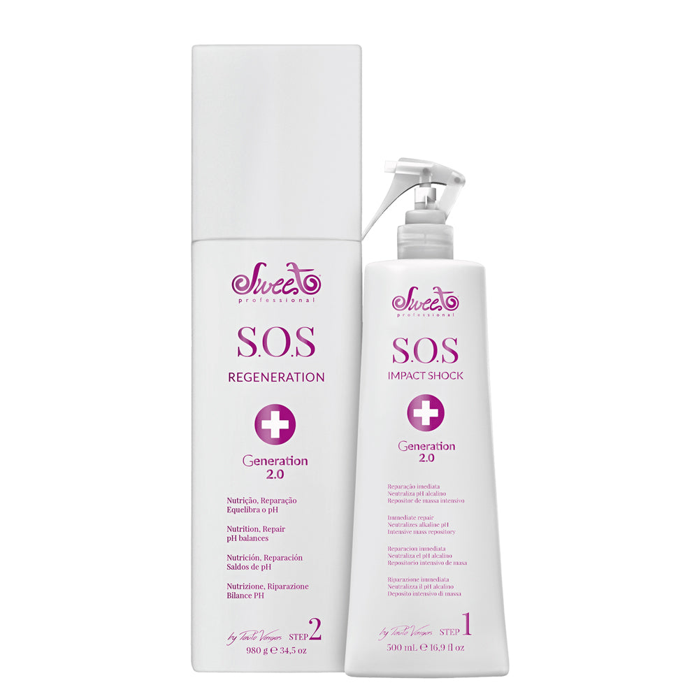 Sweet Hair Kiss Me SOS Treatment Kit