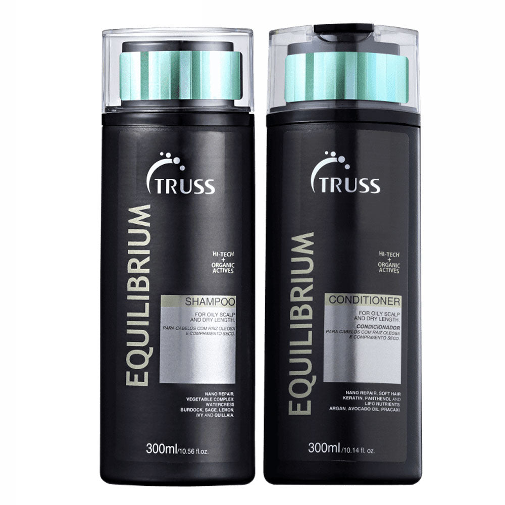 Truss Kit Sampoo and Conditioner Equilibrium Duo