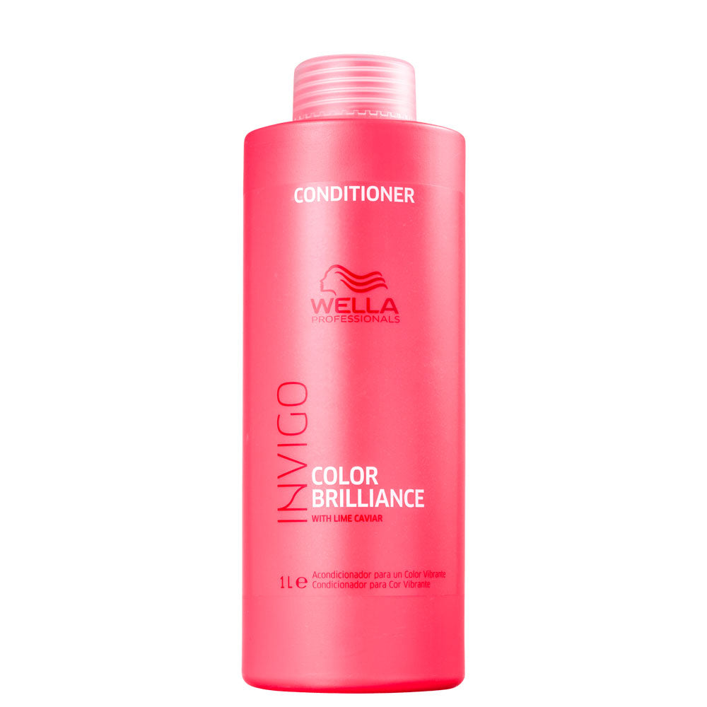 Wella Invigo Color Brilliance Professional Conditioner 1Litre
