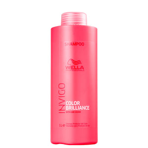 Wella Invigo Color Brilliance Profissional Shampoo 1 Litre
