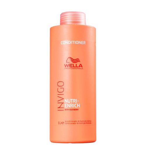 Wella Invigo Enrich Professional Nutrition Conditioner 1Litre