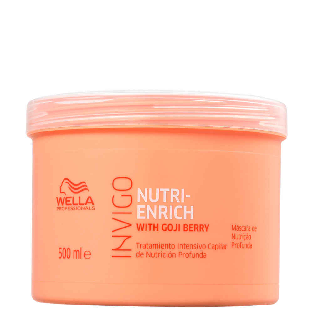 Wella Invigo Nutri Enrich Professional Mask Treatment 500g