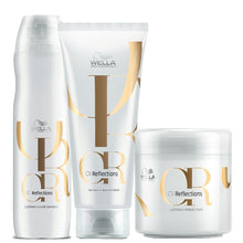 Load image into Gallery viewer, Wella Kit Oil Reflections Luminous Revealing Treatment 3 Units