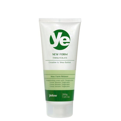 Yellow Ye New Form Relaxing Thioglycolate Smoothing Cream 200g / 7.05fl.oz