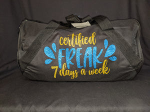 Certified Freak spindanight bag