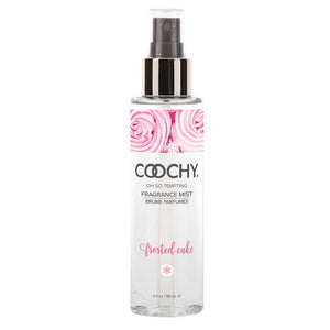 Coochy Body Mist Frosted Cake