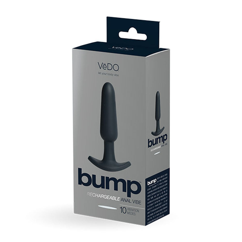 Bump Rechargeable Anal Vibe