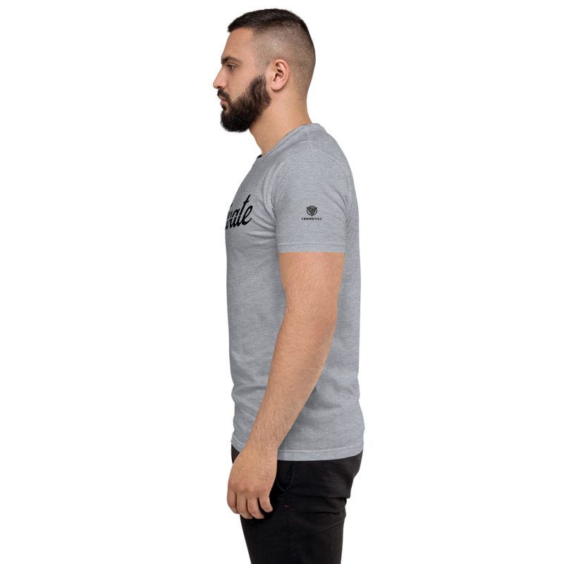 Men's Fitted T-Shirt Motivate