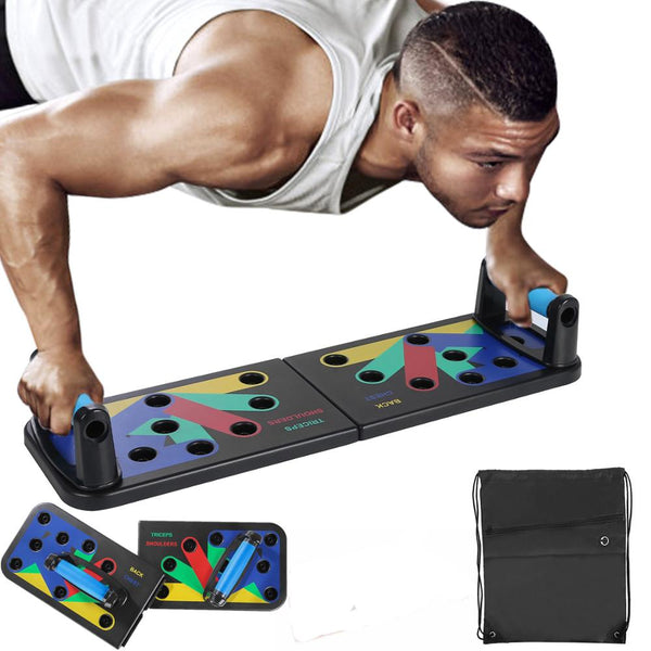 9 in 1 Push up Fitness Board