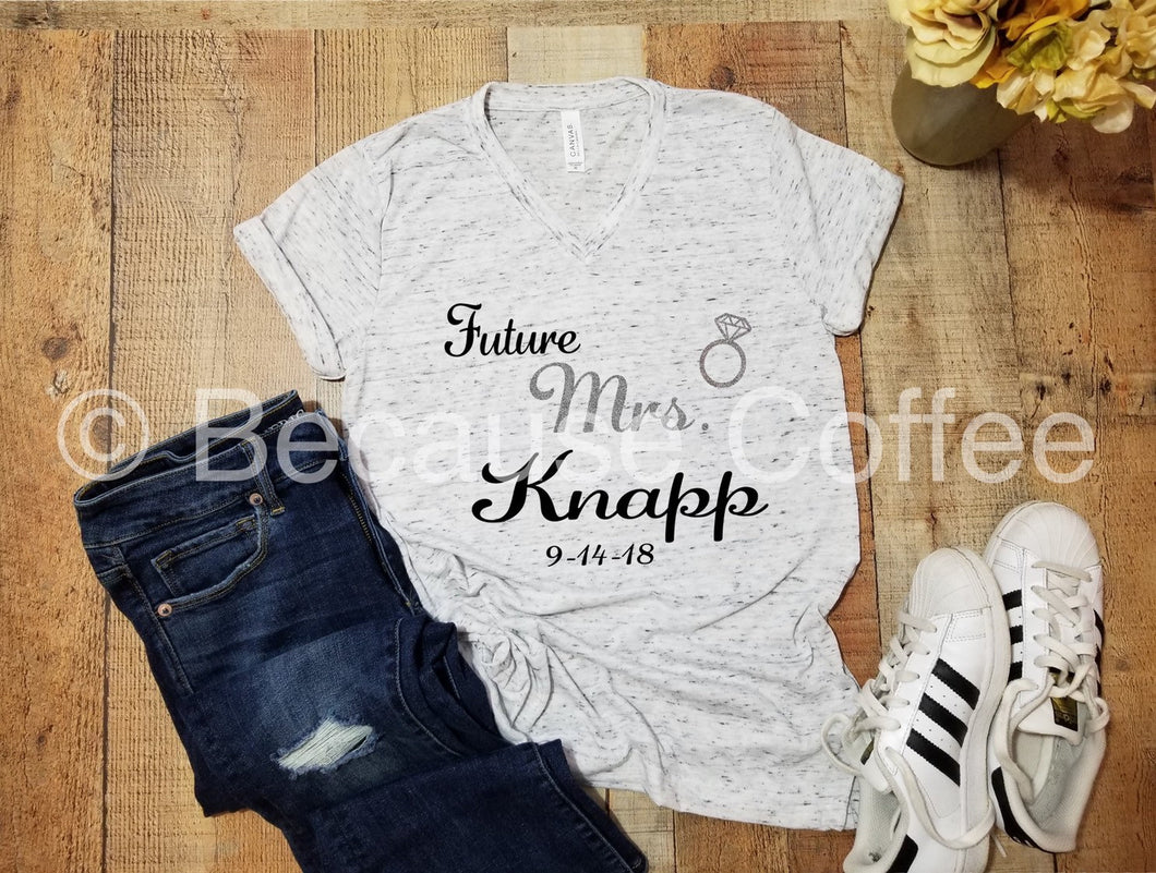 Future Mrs Shirt