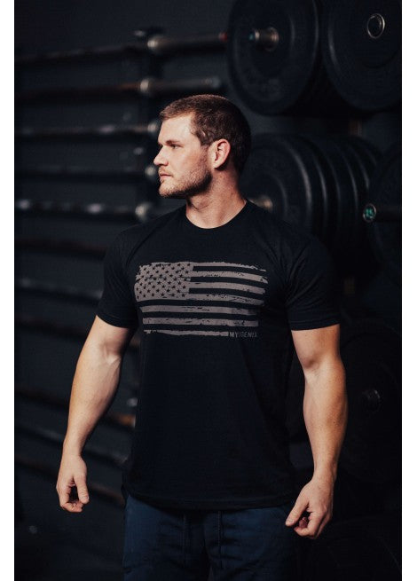 Myogenix American Flag T