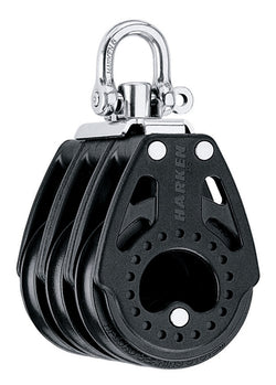 HARKEN 2604 Carbo Dreifach-Airblock 57 mm