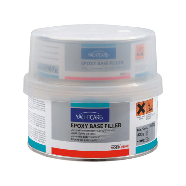 Epoxy Base Filler, 500g