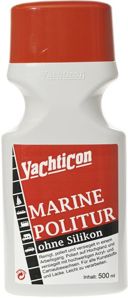Marine Politur 500 ml