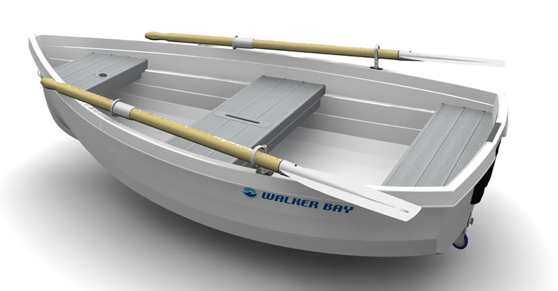Walker Bay 8, Ruderboot / Dinghy