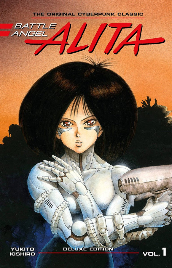 Battle angel Alita vol.1 Deluxe edition