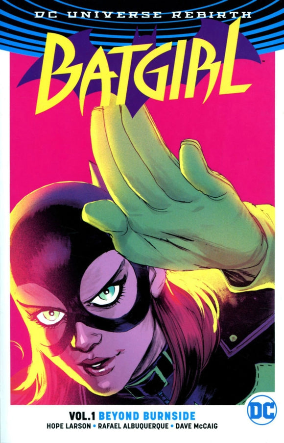 Batgirl vol.1 Beyond burnside