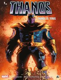 Thanos is terug 1/2