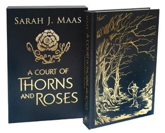 A court of thorns and roses. Collectors edition