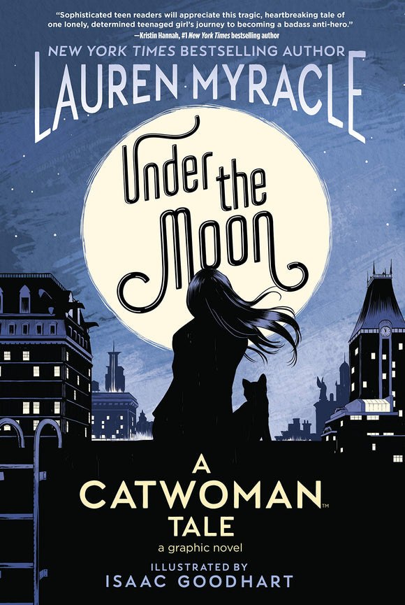 Under the moon. A Catwoman tale