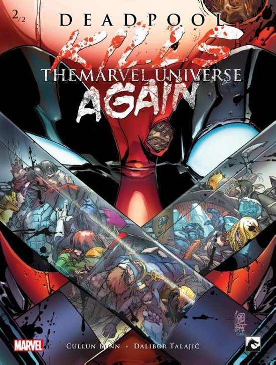 Deadpool kills the Marvel Universe Again 1/2