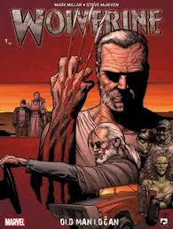 Wolverine. Old man Logan 1/4