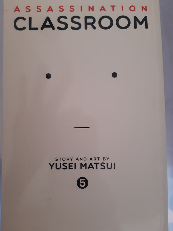 Assassination Classroom 5