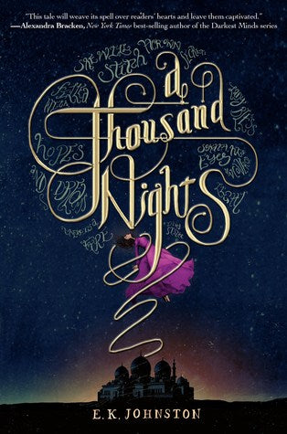 A Thousand Nights (A Thousand Nights #1)