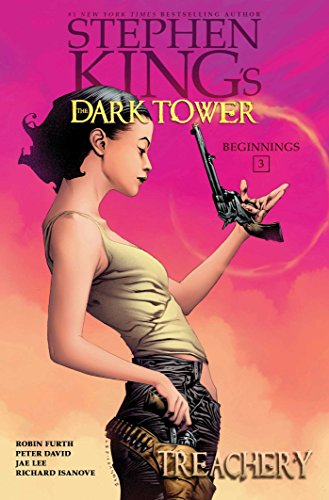 Stephen King. The dark tower. Treachery