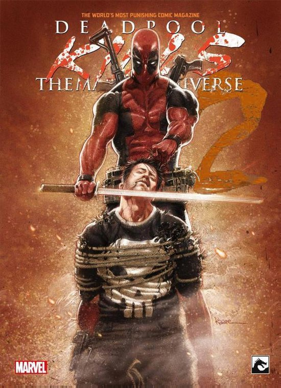 Deadpool kills the Marvel Universe Again 2/2