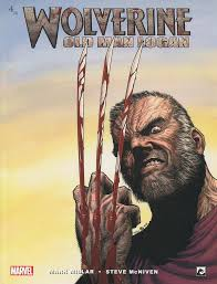 Wolverine. Old man Logan 4/4