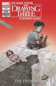 Stephen King. The drawing of the three. The prisoner