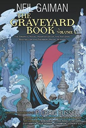 The graveyard book vol.1