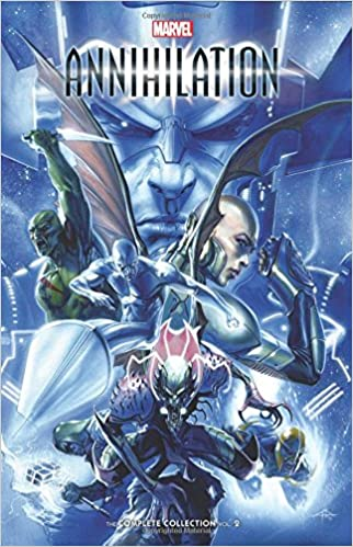 Annihilation the complete collection vol.2