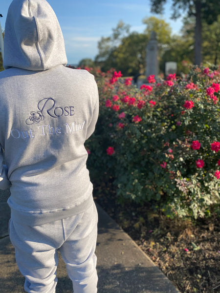 Rose Out The Mud Hoodie 🌹