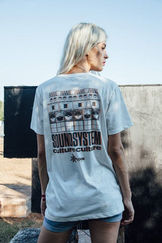 System T-Shirt (white)