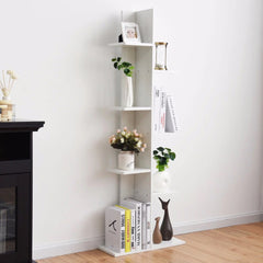 Giantex Open Concept Bookcase Plant Display