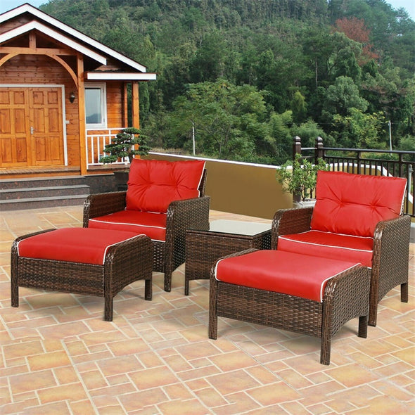 GIANTEX Outdoor Garden 5pcs/Set