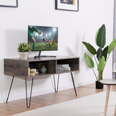"Giantex 42"" TV Stand Wood Media Console"