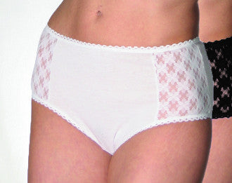 Lot de 2 culottes Lady Dentelle 54/56