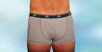 Shorty homme gris taille 6