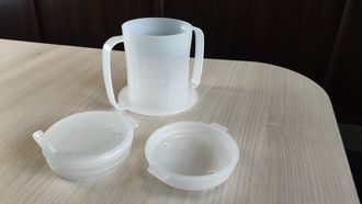 Tasse 2 anses base large