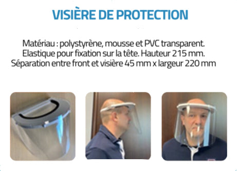 VISIERE DE PROTECTION