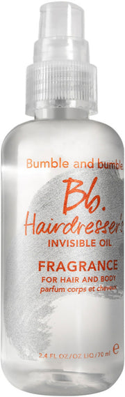 Hairdresser's Invisible Oil Fragrance for Hair and Body - Muse Hair & Beauty Salon